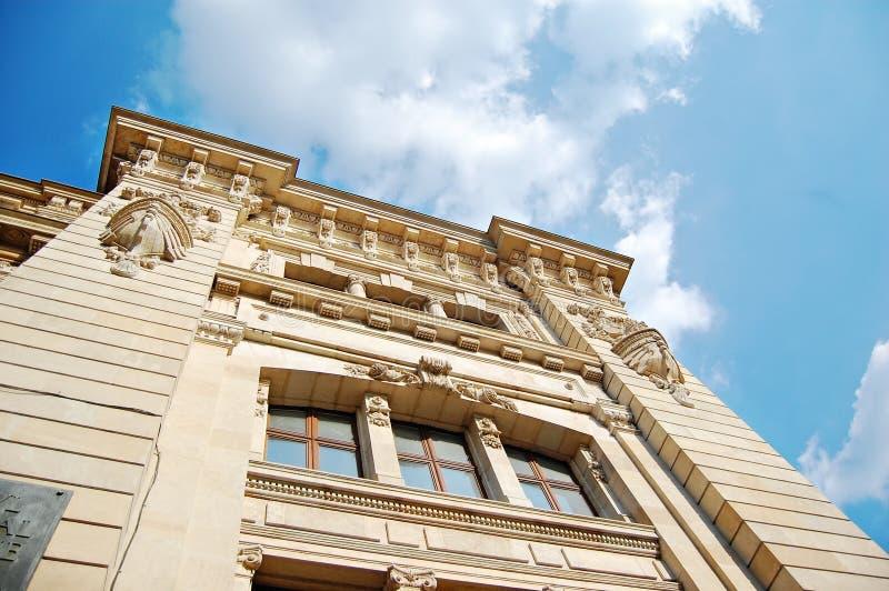 Architektoniczny szczegół zdjęcia stock
