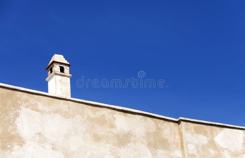 Architektoniczny szczegół Mazagan, El Jadida, Maroko obraz royalty free