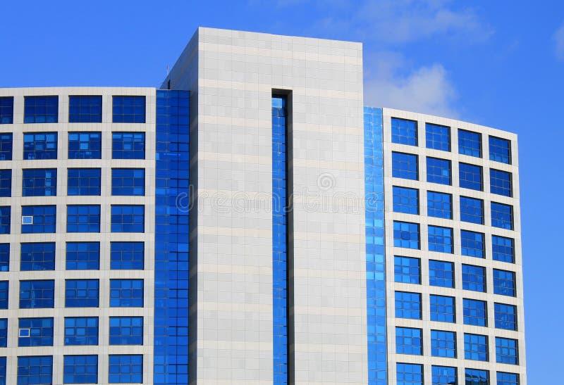 Architektoniczny szczegół nowożytny budynek zdjęcie royalty free