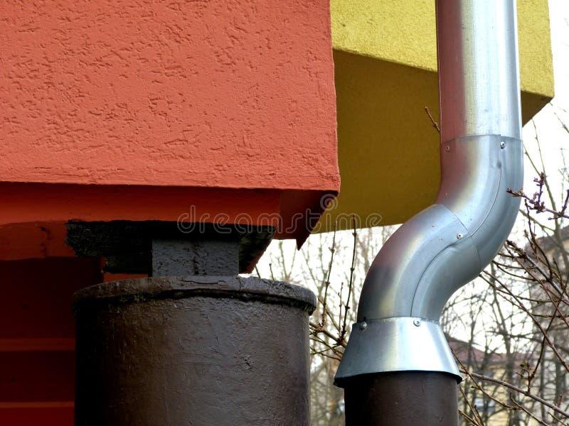 Architektoniczny szczegół przy kolumny głową - II zdjęcie stock