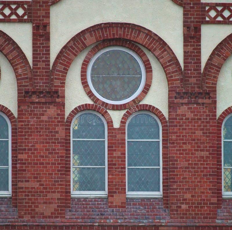 Architektoniczny szczegół renaissance stylu fasada obrazy royalty free