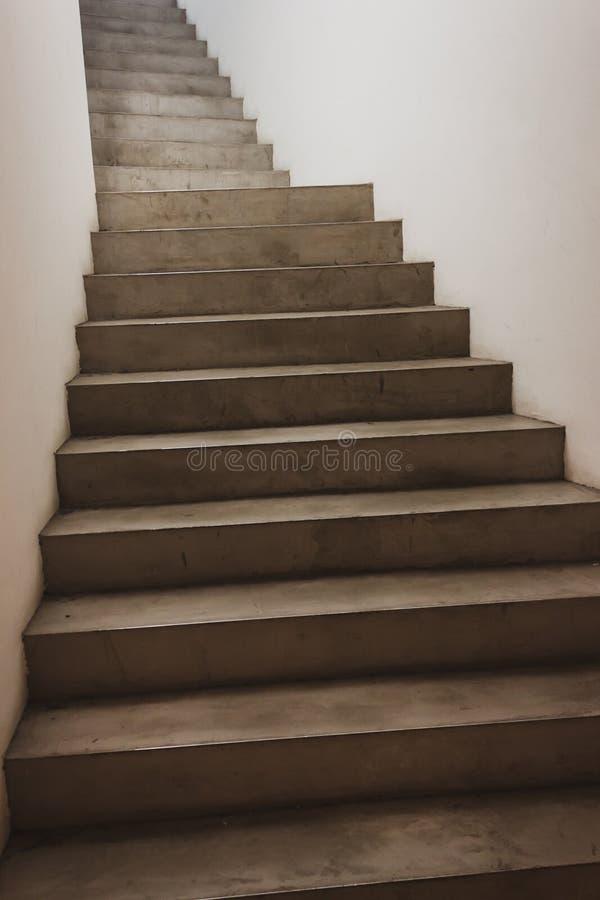 Architektoniczny szczegół schody zdjęcie royalty free