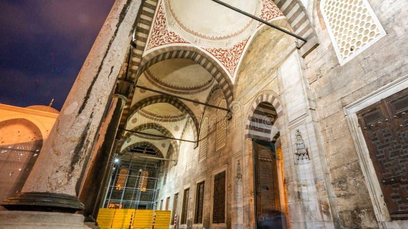 Architektoniczny Turecki Dekoracyjny rocznika sufit obrazy royalty free