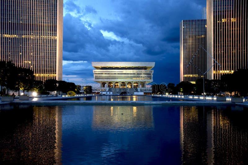 Architektoniczny zespół obrazy royalty free