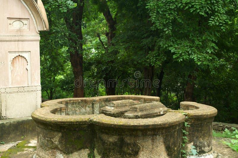 Architektur Ahmadabad lizenzfreie stockbilder