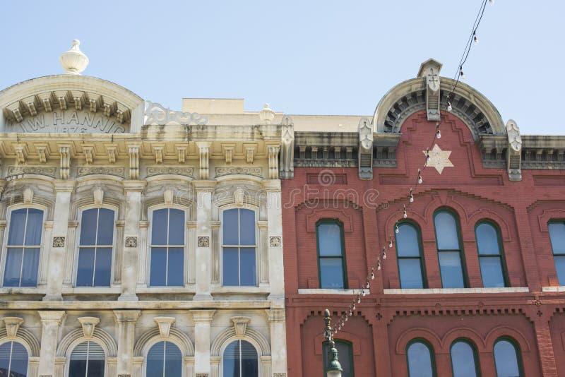 Architektur Austin, Texas lizenzfreie stockfotografie