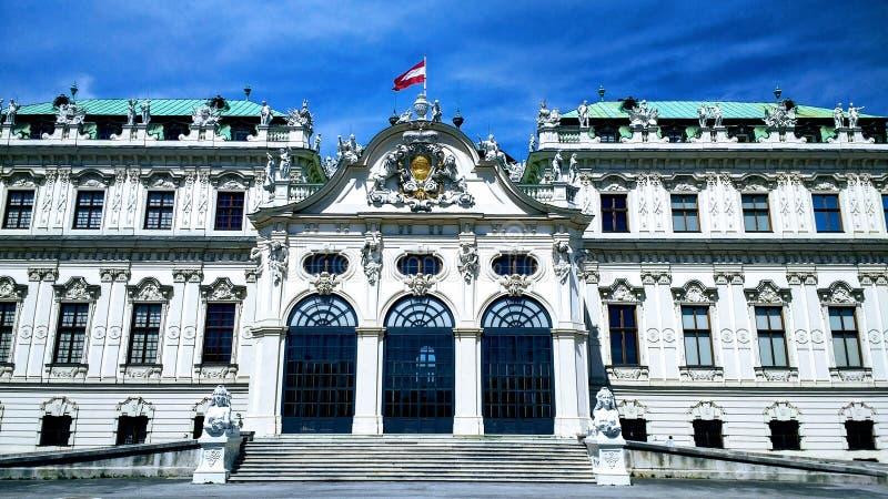 Architektur Austria. Palace architecture palace historical stock images