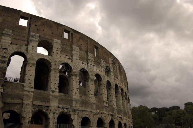 Architektur Colosseum lizenzfreie stockfotografie