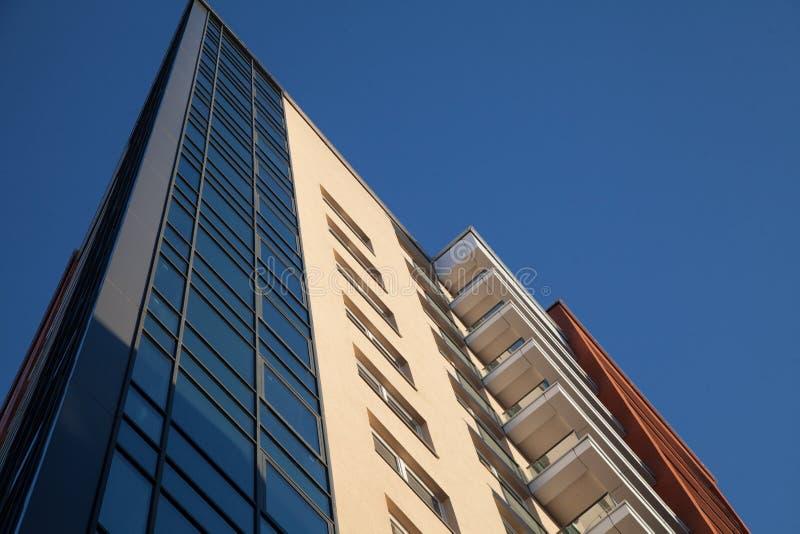 Architektur der Stadt lizenzfreies stockfoto