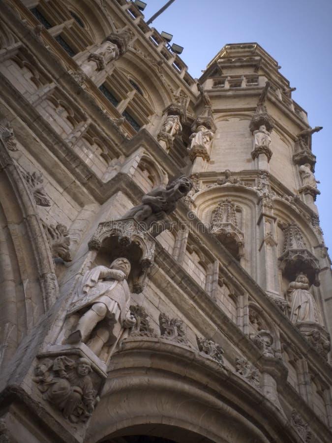 architektur detailes gothic fotografia royalty free