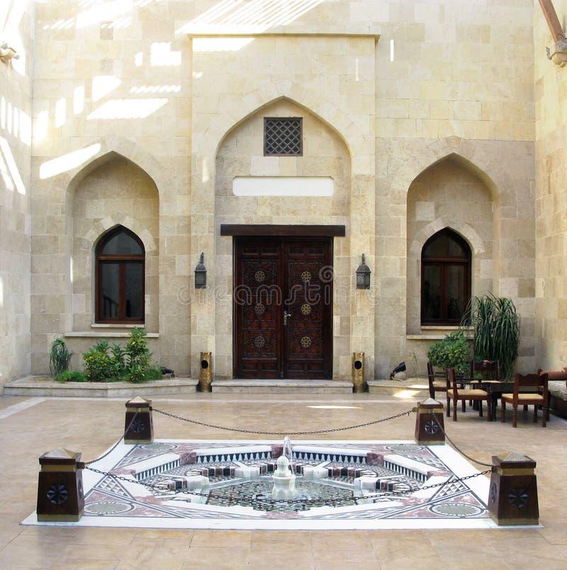 Architektur-Elemente von Kairo lizenzfreies stockbild
