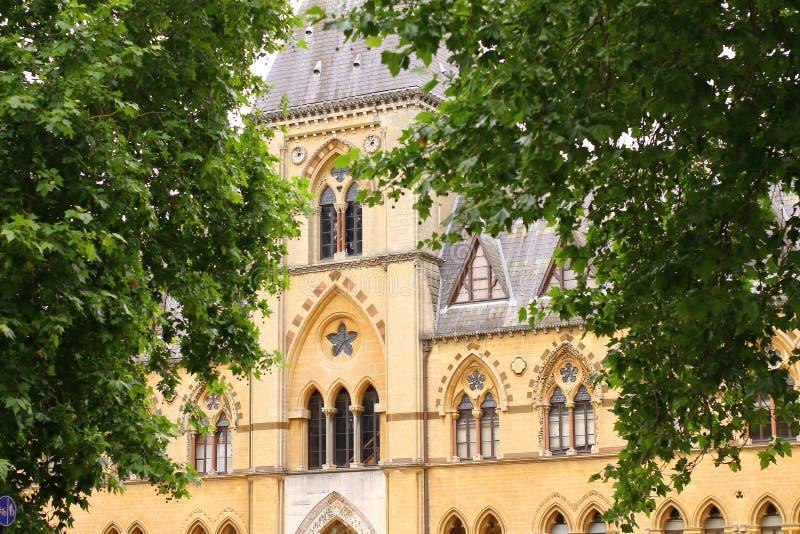 Architektur in England lizenzfreies stockbild