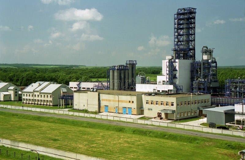 Architektur industriell lizenzfreies stockbild