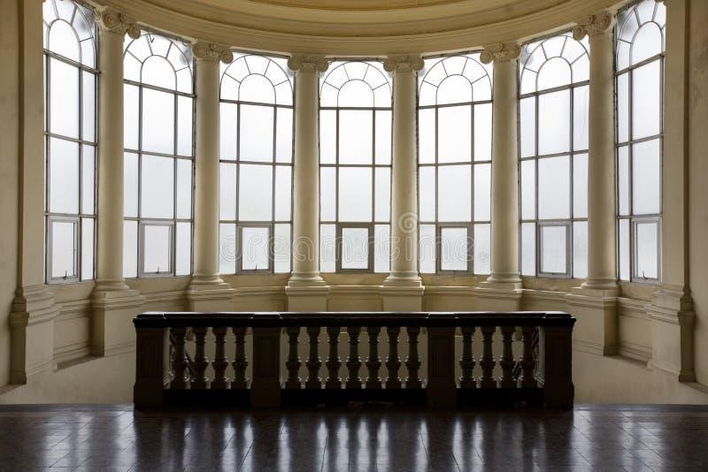 Architektur-Innenraum lizenzfreies stockfoto