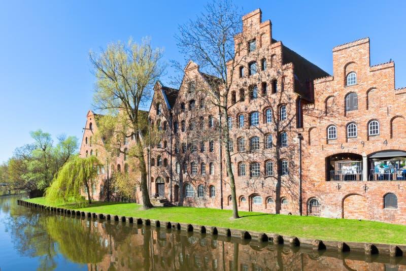 Architekten In Lübeck architektur in lübeck deutschland stockfoto bild giebel