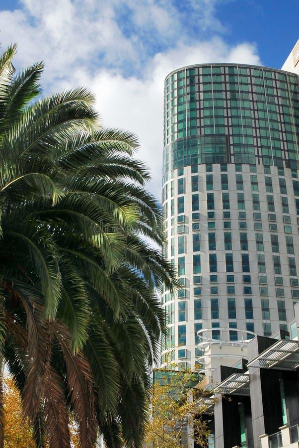Architektur-Melbourne stockfoto
