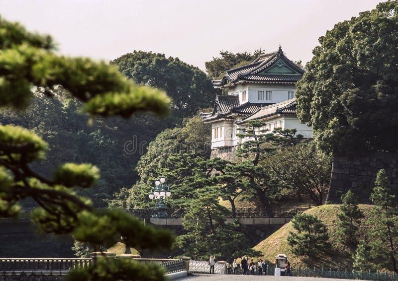 Architektur von Asien Reise um Japan stockbilder