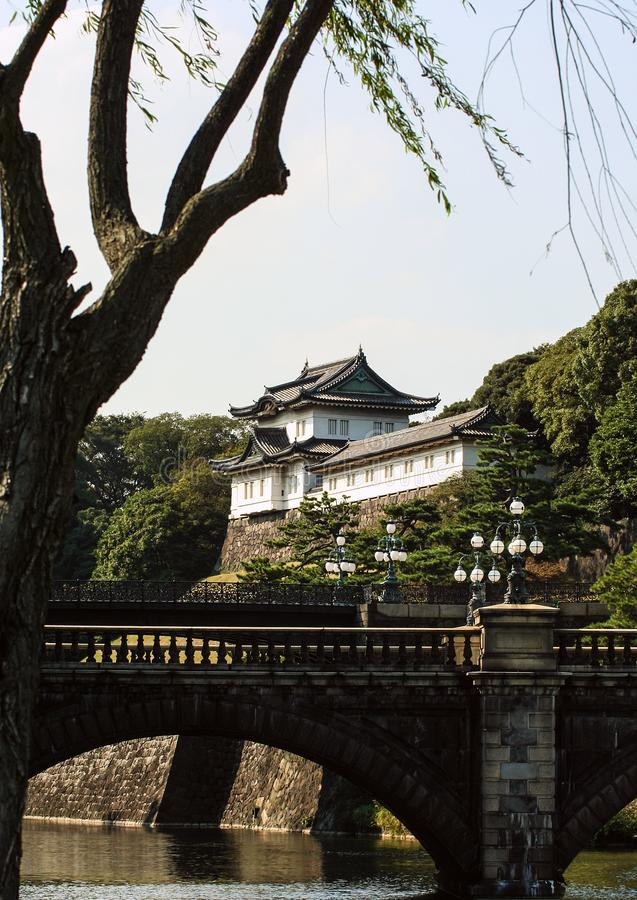 Architektur von Asien Reise um Japan lizenzfreie stockfotografie