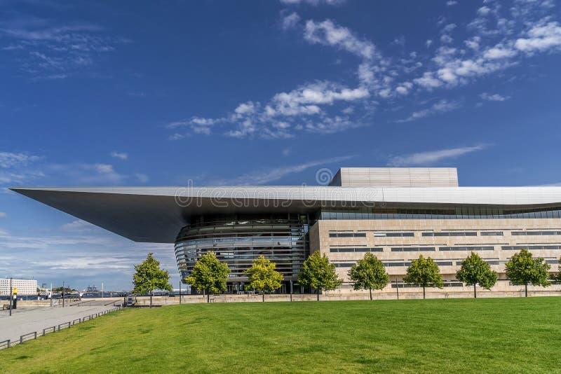 Architektur von Dänemark lizenzfreies stockbild