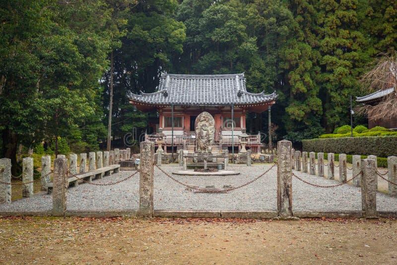 Architektur von Daigo-jitempel stockbilder