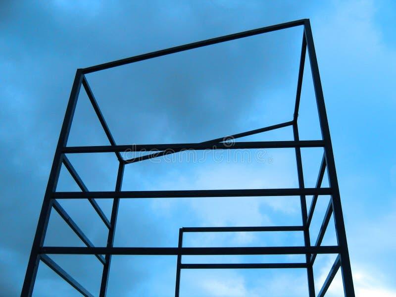 architektura abstrakcyjna zdjęcia stock