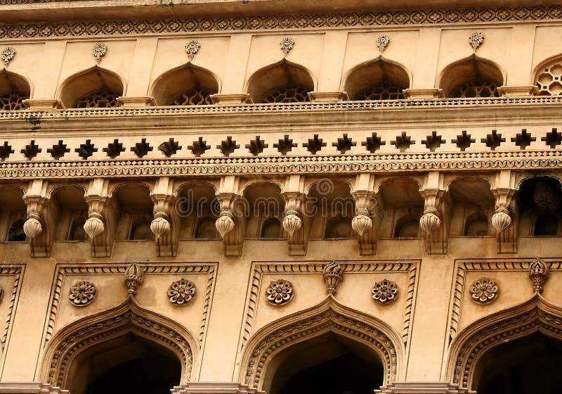 architektura charminar obrazy stock