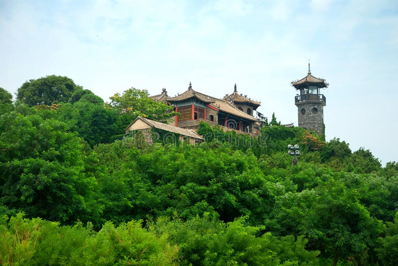 architektura chińczyk zdjęcia stock