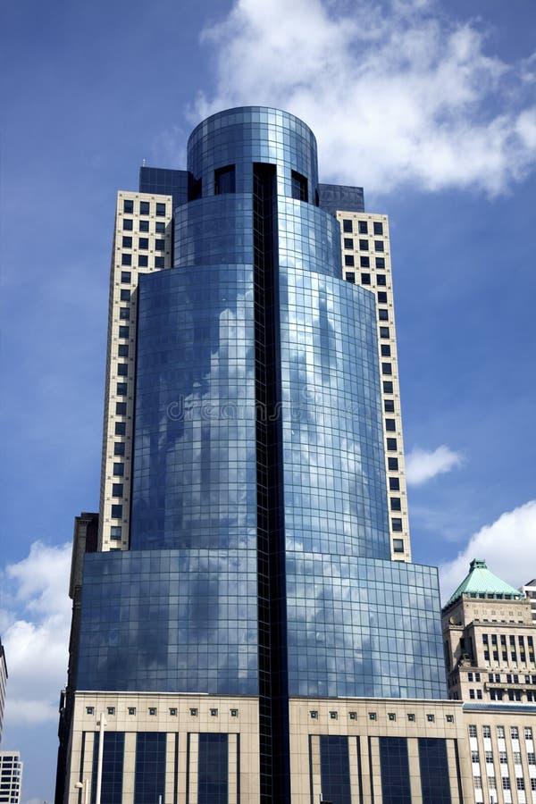 architektura Cincinnati nowożytny obraz royalty free