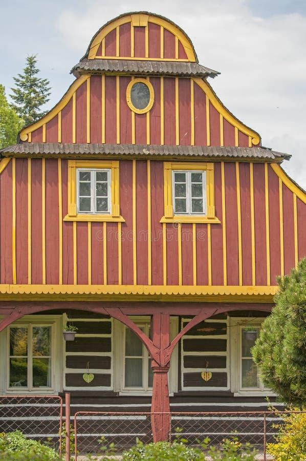 Download Architektura Czeskie góry obraz stock. Obraz złożonej z wiejski - 57652929