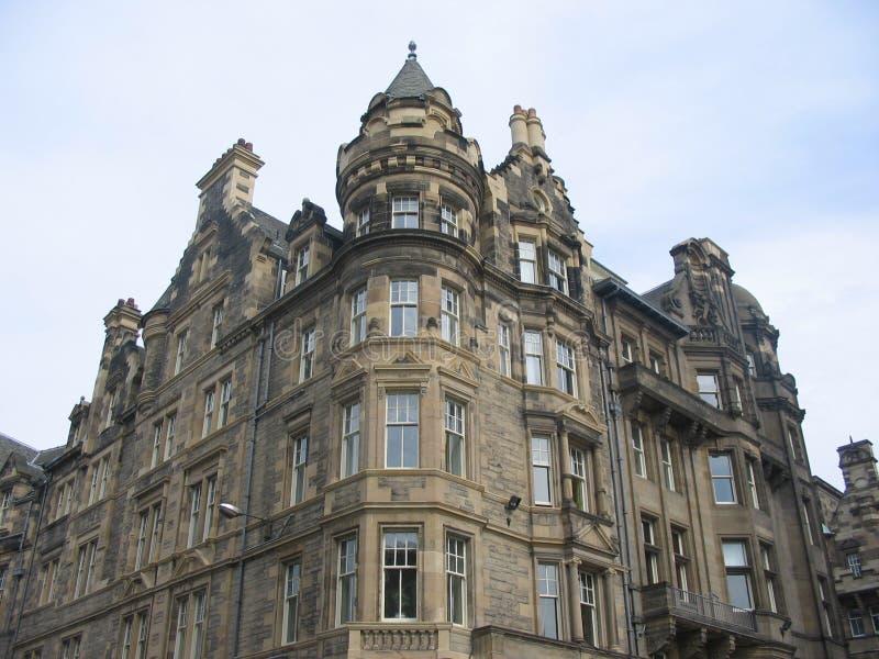 architektura Edinburgh fotografia stock