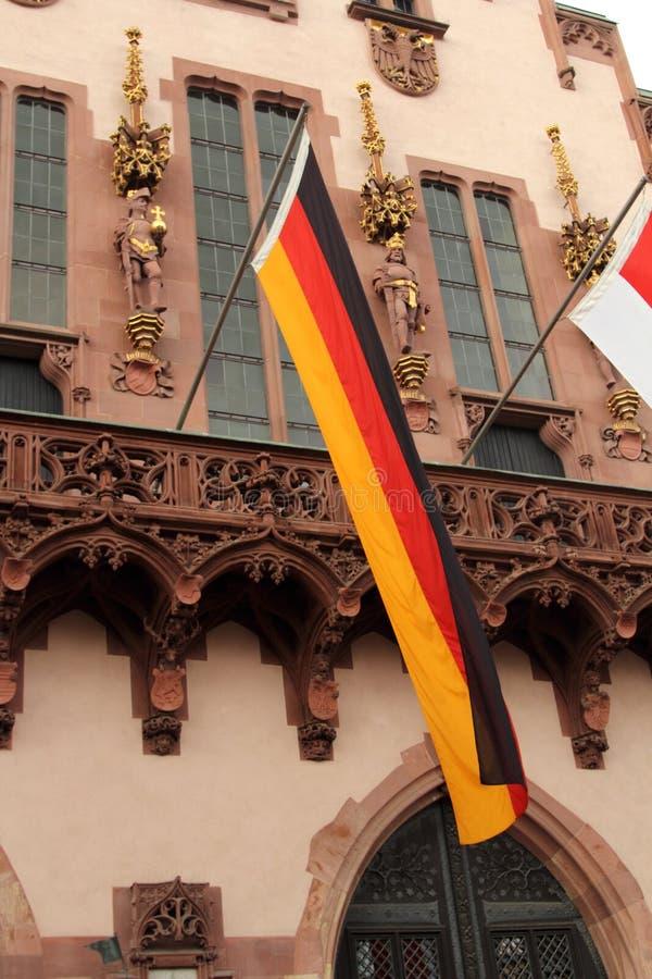 Architektura Frankfurt magistrala - Am - obrazy stock