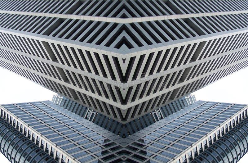architektura furturistic fotografia stock