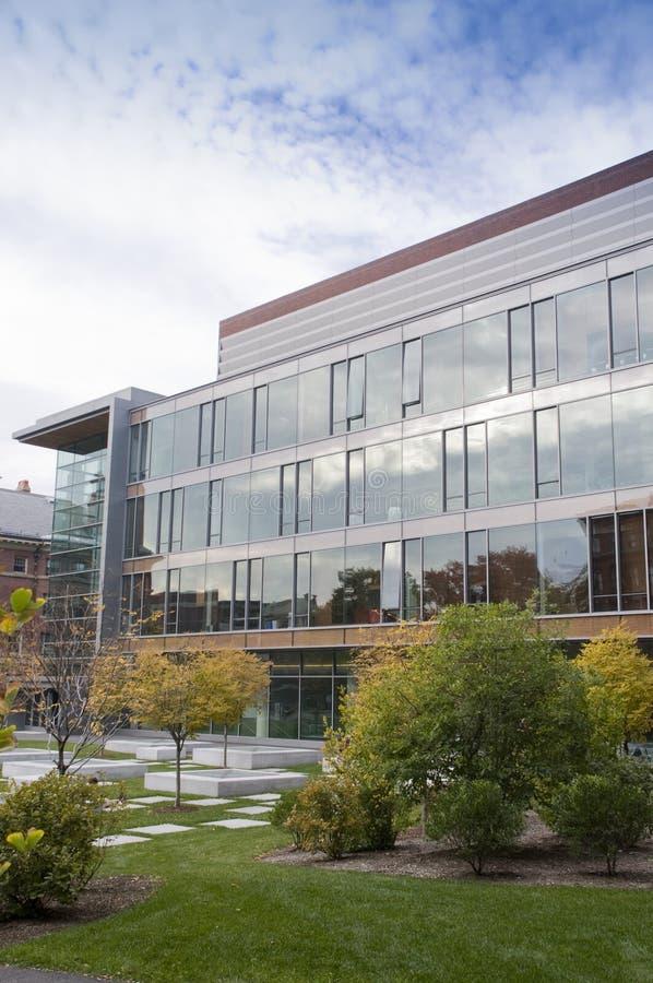 architektura Harvard nowy obraz stock