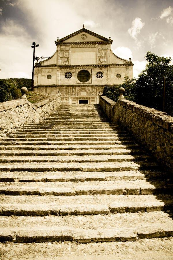 architektura historyczny Tuscan obrazy royalty free