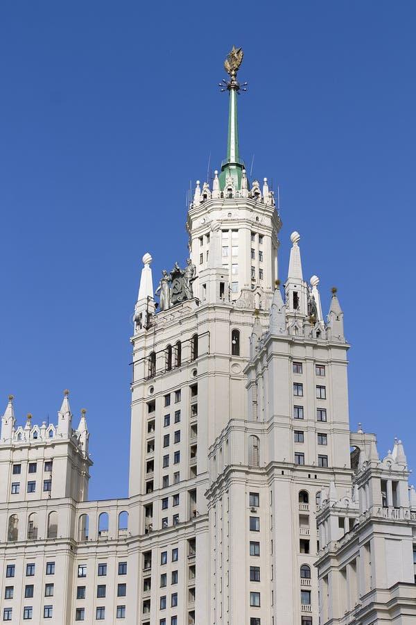 Architektura jest piękna niebo jest błękitna zdjęcie royalty free
