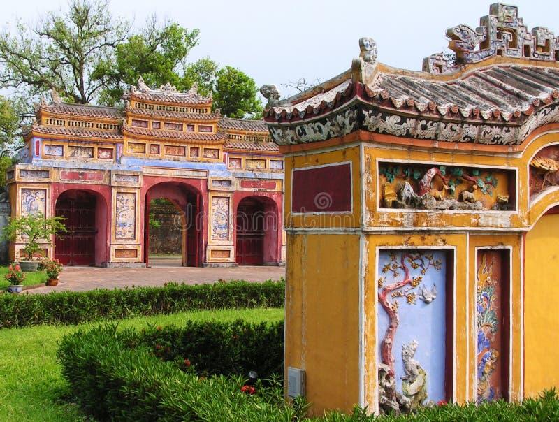 architektura klasyk Vietnam fotografia stock