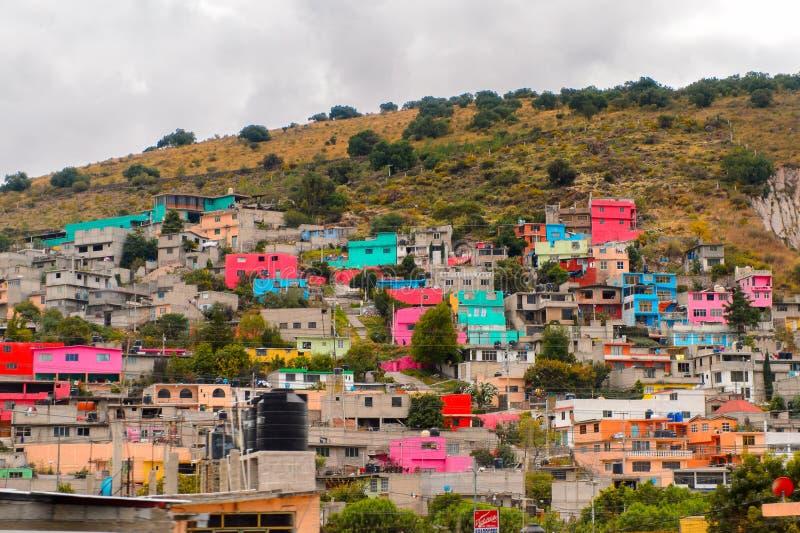 Architektura Meksyk DF zdjęcia royalty free