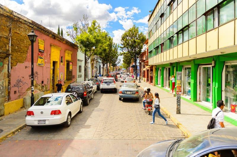 Architektura Oaxaca zdjęcia royalty free