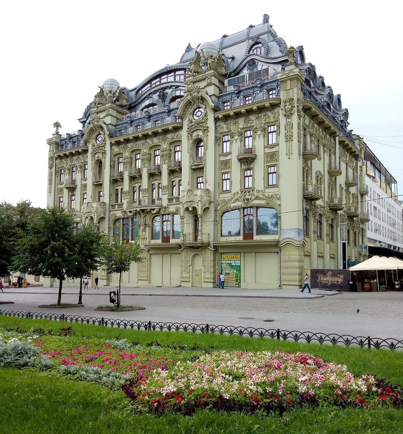 Architektura Odessa obraz stock