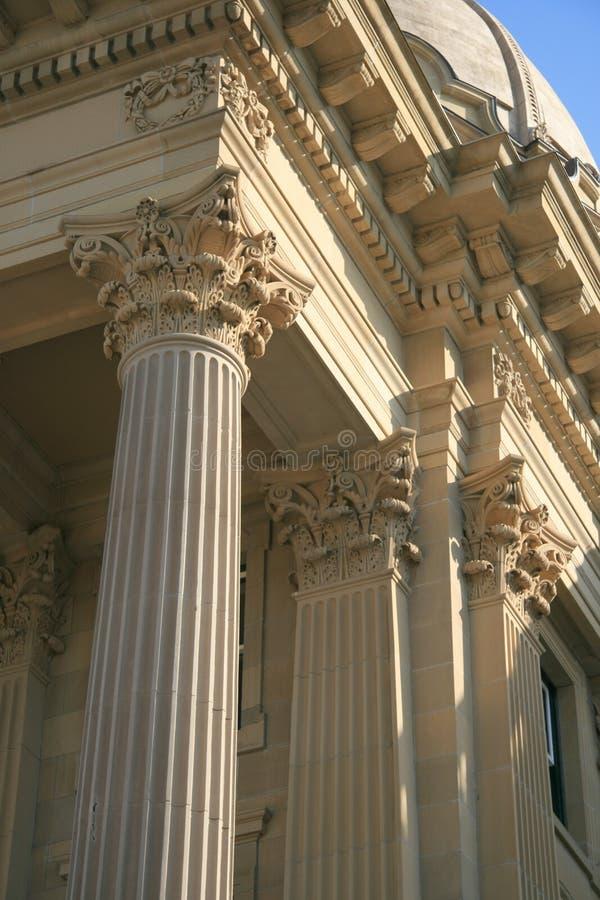 architektura ozdobna obraz royalty free