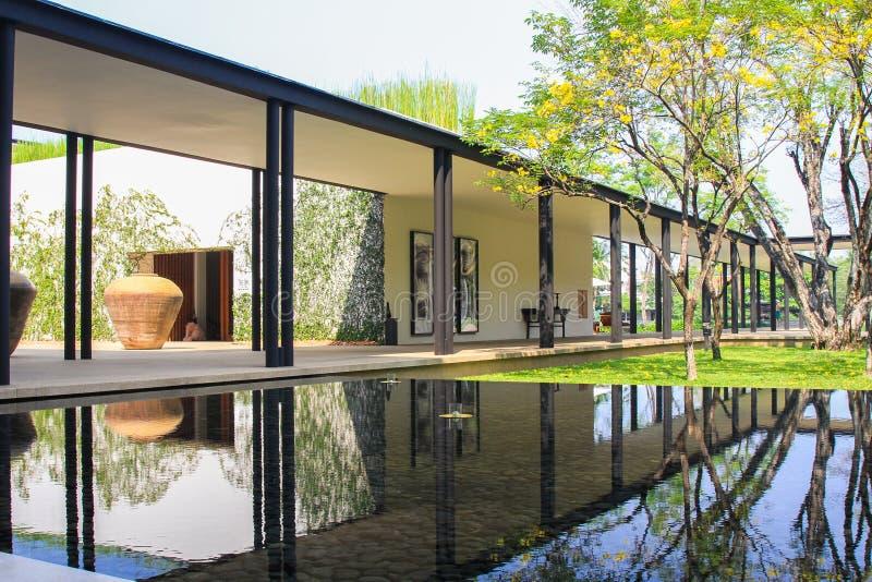 Architektura, Piękny plenerowy obrazy royalty free
