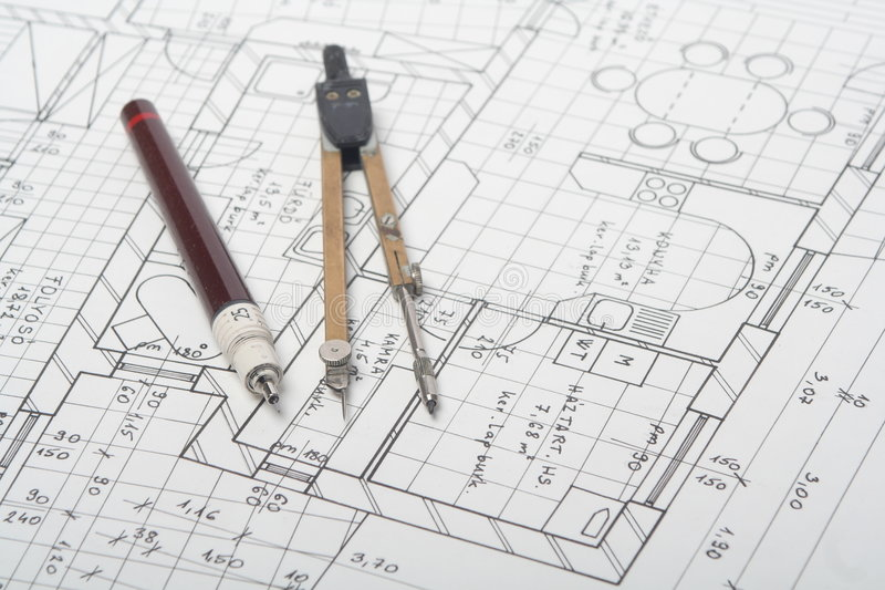 architektura plan zdjęcia royalty free
