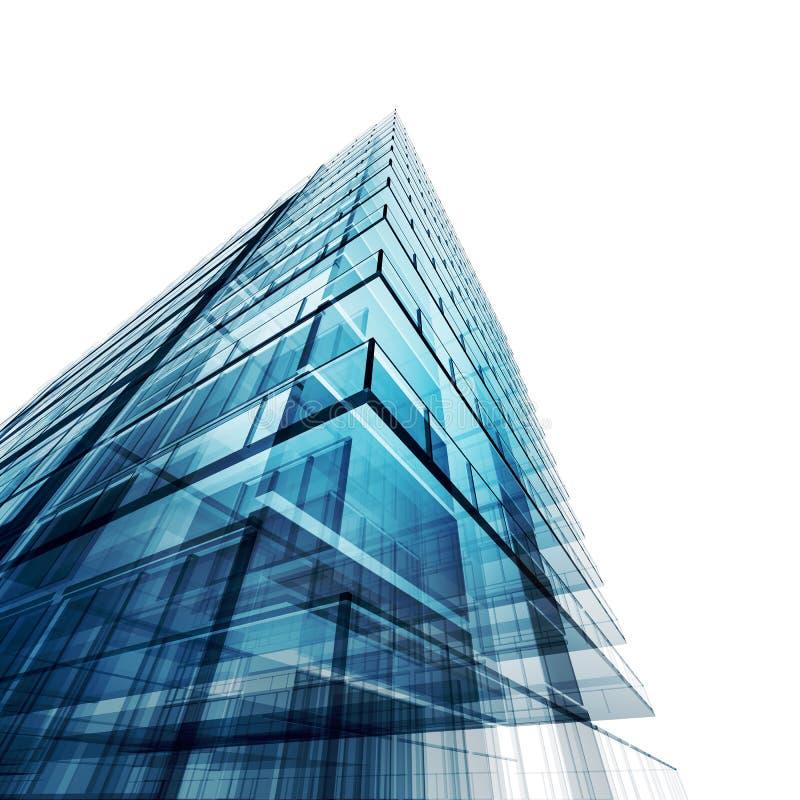 architektura rówieśnik ilustracja wektor