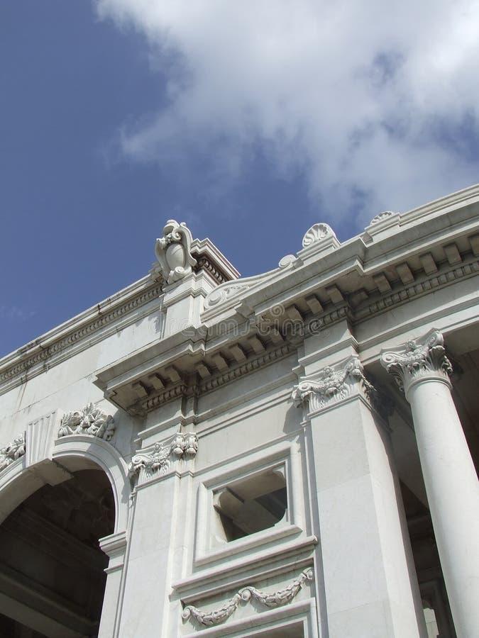 architektura szczegółów pomnik fotografia stock
