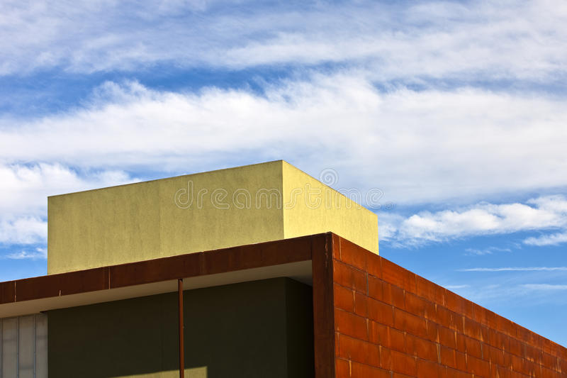Architektura szczegół zdjęcie royalty free