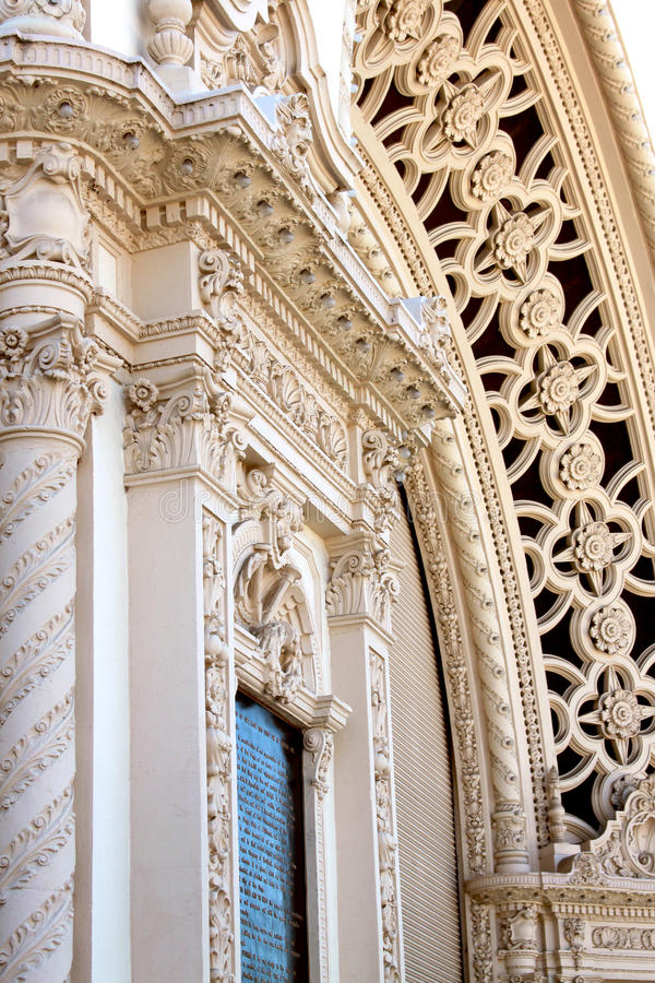 architektura szczegóły fotografia royalty free