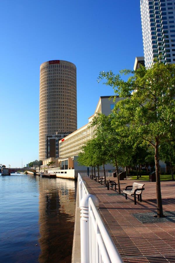 architektura Tampa zdjęcie royalty free