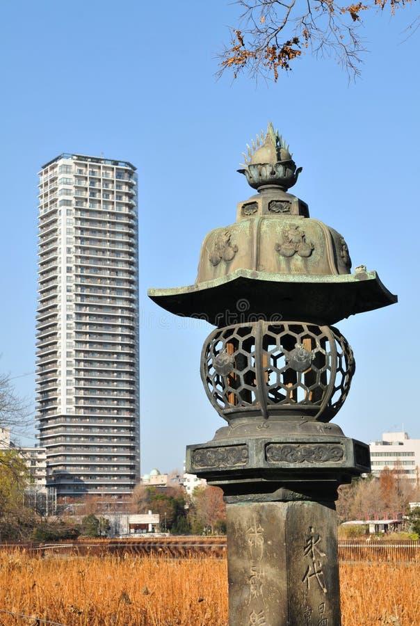architektura Tokyo obraz royalty free