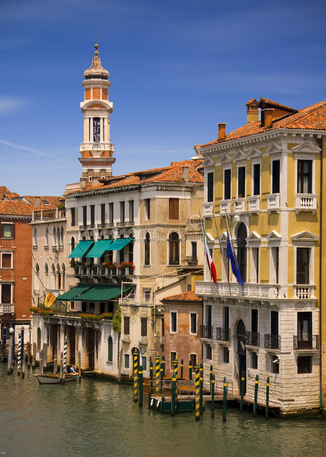 architektura Venice obraz royalty free
