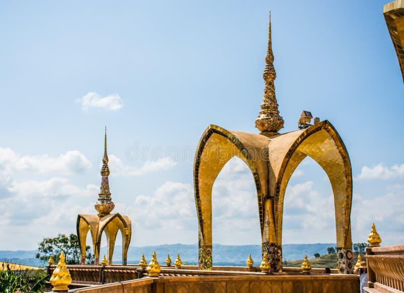 architektura złota obraz stock